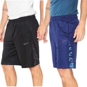 "Lot of 2 NWOT Nike 9"" athletic shorts size small"